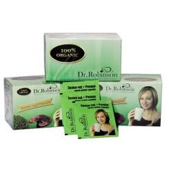 Органски зелен чај со Реиши